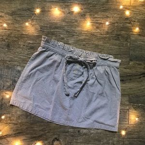 J. Crew Nautical Skirt